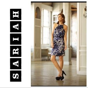 SARIAH Silk Emilie Sleeveless Dress Limited Editio
